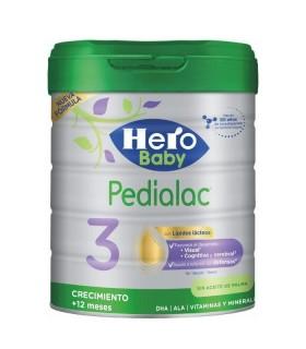HERO PEDIALAC 3 800 G Bebé y mamá y Inicio - HERO BABY PEDIALAC