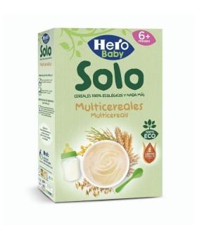 HERO SOLO MULTICER ECO 300G Potitos y Alimentacion del bebe -