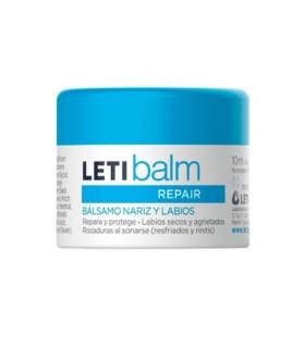 LETIBALM REPARADOR NARIZ LABIOS Hidratacion y Labial