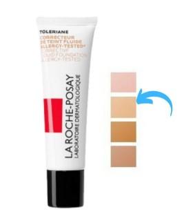 LRP TOLERIANE MAQUILLAJE BEIG SABLE 13 30ML Base Maquillaje y Maquillaje - LA ROCHE POSAY