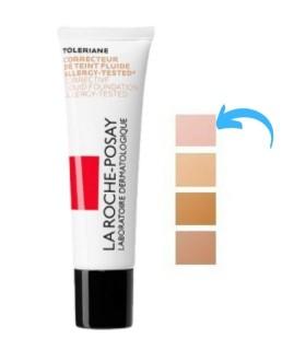 LA ROCHE POSAY TOLERIANE MAQUILLAJE BEIG CLAIR Nº11 30ML Base Maquillaje y Maquillaje - LA ROCHE POSAY