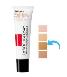 LRP TOLERIANE MAQUILLAJE DORE 15 30ML Base Maquillaje y Maquillaje - LA ROCHE POSAY