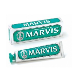 MARVIS DENTIFRICO CLASSIC STRONG MINT 85 ML Higiene y Inicio -
