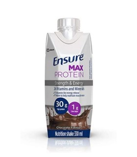 ENSURE MAX PROTEIN CHOCOLATE 330 ML