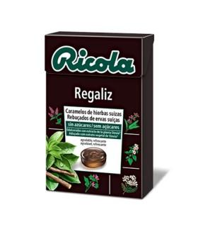 RICOLA CARAMELO REGALIZ Complen Alimentarios y vitamin y Dietetica