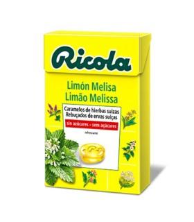 RICOLA CARAMELO LIMON MELISA 50 G Dietetica y Inicio - RICOLA