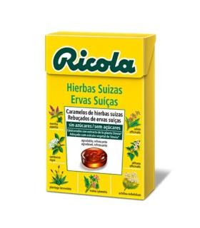 RICOLA CARAMELOS HIERBAS SUIZAS Inicio y  -