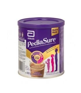 PEDIASURE CHOCOLATE POLVO 400 GR Infantiles y Complen Alimentarios y vitamin