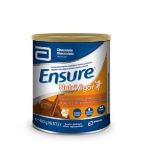 ENSURE NUTRIVIGOR 400 G LATA CHOCOLATE Vitalidad y Complen Alimentarios y vitamin