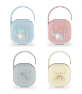 SUAVINEX PORTACHUPETES SOOTHER HOLDER