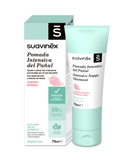 SUAVINEX PEDIATRIC POMADA INTENSIVA DEL PAÑAL 75ML