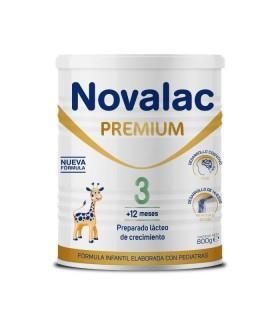 NOVALAC PREMIUM 3 LECHE 800 G Leches infantiles y Alimentacion del bebe
