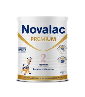 NOVALAC PREMIUM 2 800 G Leches infantiles y Alimentacion del bebe
