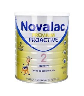 NOVALAC PREMIUM PROACTIVE 2 800 GR Inicio y  -