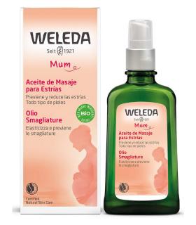 WELEDA ACEITE DE MASAJE ANTIESTRIAS 100ML