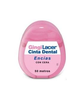 GINGILACER CINTA DENTAL 50 METROS Hilo dental y Accesorios bucodentales - LACER