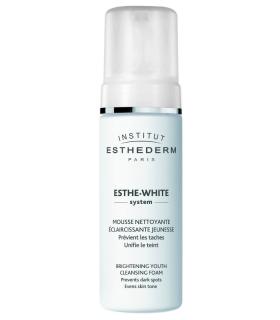 ESTHEDERM ESTHE-WHITE ESPUMA LIMPIADORA 150ML