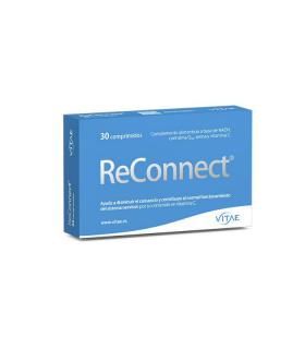 VITAE RECONNECT 30 COMPRIMIDOS Estres y Sistema nervioso - VITAE N NUTRITION