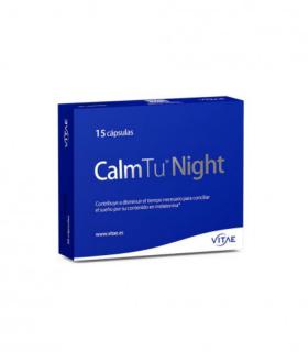 VITAE CALM TU NIGHT 15 CAPSULAS