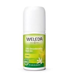 WELEDA DESODORANTE CITRUS ROLL-ON Desodorantes y Higiene Corporal - WELEDA
