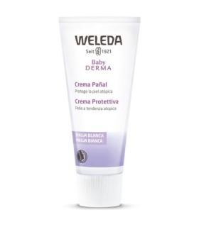 WELEDA CREMA PAÑAL BEBE MALVA BLANCA 50 ML Cuidado del culito y Hidratación bebé - WELEDA