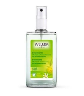 WELEDA DESODORANTE SPRAY CITRUS 100ML Desodorantes y Higiene Corporal -