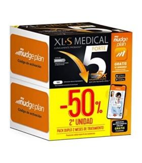 XLS FORTE 5 NUDGE PACK 2 UNIDAD 50% Inicio y  -
