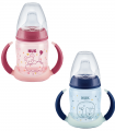 NUK LEARNER BOTTLE NIGHT SILICONA 6-18M 150ML