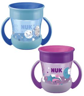 NUK MINI MAGIC CUP NIGHT +6M 160ML Inicio y  -