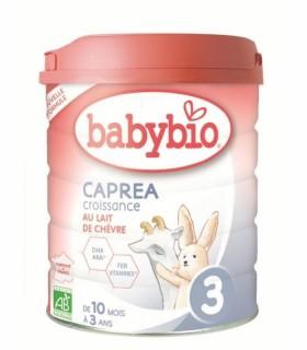 BABYBIO CAPREA 3 800G Inicio y  -