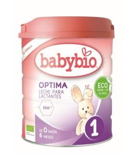 BABYBIO OPTIMA 1 800G Inicio y  -