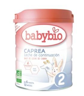 BABYBIO CAPREA 2 800G Inicio y  -