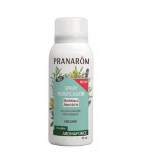 PRANAROM AROMAFORCE SPRAY PURIFICADOR BIO 75 ML Inicio y  - PRANAROM E