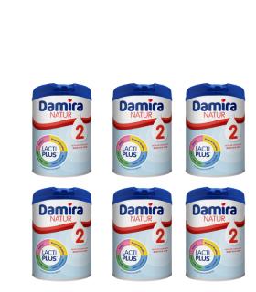 DAMIRA NATUR 2 PACK 6 UNIDADES Inicio y  - DAMIRA NATUR