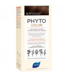 PHYTO COLOR No 6.77 MARRON CLARO CAPUCHINO Tintes y Higiene Capilar - PHYTO