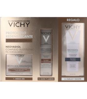VICHY COFRE NEOVADIOL COMPLEJO SUSTITUTIVO REDENSIFICANTE Inicio y  - Vichy