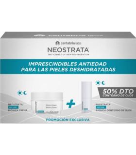 NEOSTRATA PACK RESTORE BIONICA CREMA 50ML + CONTORNO DE OJOS 15ML Inicio y  - NEOSTRATA