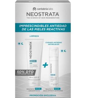 NEOSTRATA PACK RESTORE LIMPIADOR 200ML + SERUM 29ML Cosmética y Inicio - NEOSTRATA