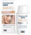 ISDIN FOTO ULTRA 100 ACTIVE UNIFY COLOR FUSION FLUID SPF50+ 50ML