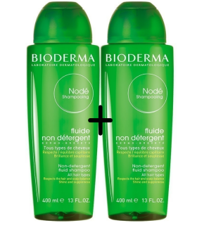 BIODERMA DUPLO NODE CHAMPU USO FRECUENTE 400ML+400ML Higiene y Inicio - BIODERMA