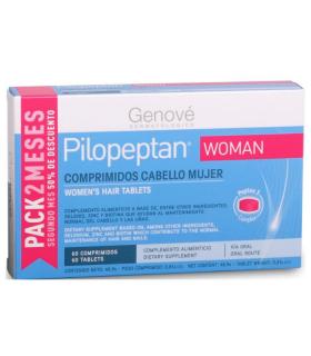 PILOPEPTAN WOMAN 60 COMPRIMIDOS Higiene y Inicio - GENOVE