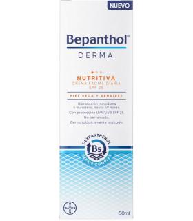 BEPANTHOL DERMA CREMA NUTRITIVA SPF25 50ML Inicio y  - BEPHANTOL