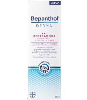 BEPANTHOL DERMA CREMA FACIAL REPARADORA 50ML Cosmética y Inicio - BEPHANTOL
