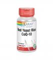 SOLARAY RED YEAST RICE Q10 60 CAPS