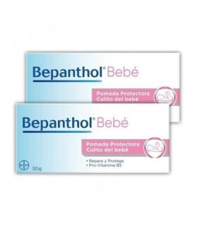 BEPANTHOL BEBE PACK POMADA PROTECTORA 50 ML FORMATO AHORRO Inicio y  -