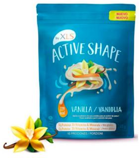 XLS ACTIVE SHAKE VAINILLA BATIDO SUSTITUTIVO 250G Dietetica y Inicio -