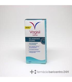 VAGISIL GEL HIDRATANTE EXTERNO 30G Sequedad vaginal y Higiene Intima