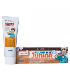 FLUOR KIN JUNIOR PASTA COLA 75 Pastas dentifricas y Higiene Bucal