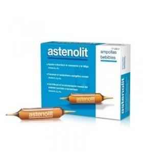 ASTENOLIT 12 AMPOLLAS BEBIBLES 10 ML Multivitaminicos y Complen Alimentarios y vitamin