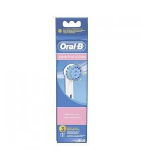 ORAL B RECAMBIO SENSITIVE 3 UND Cepillos y Higiene Bucal